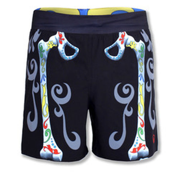 INKnBURN Men's 2019 Calavera Running Shorts