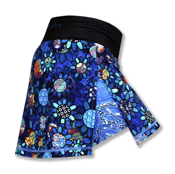 INKnBURN Women's Ladybug Sports Skirt