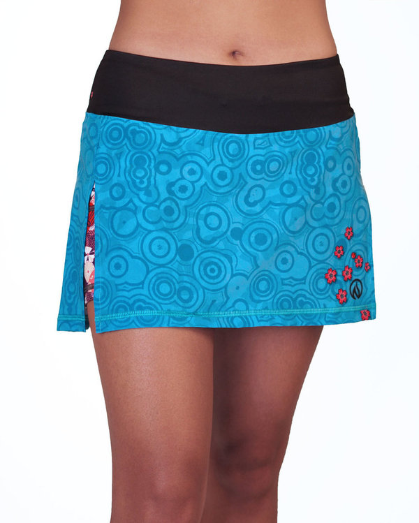 INKnBURN Women's Spring in Japan Sports Skirt